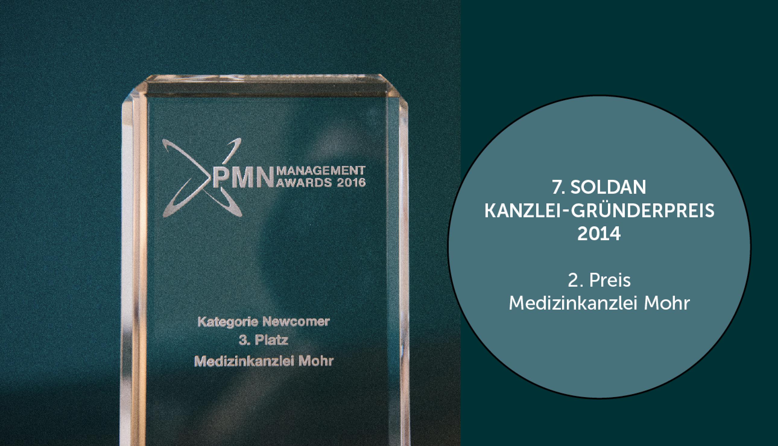 Medizinkanzlei Mohr – Awards